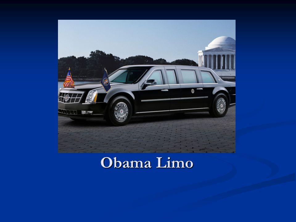 Obama Limo