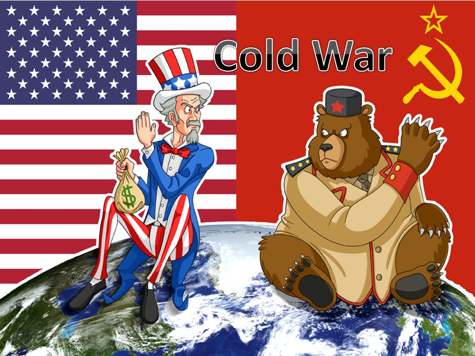 The Cold War The Cold was rivalry between the Soviet Union & the United States.