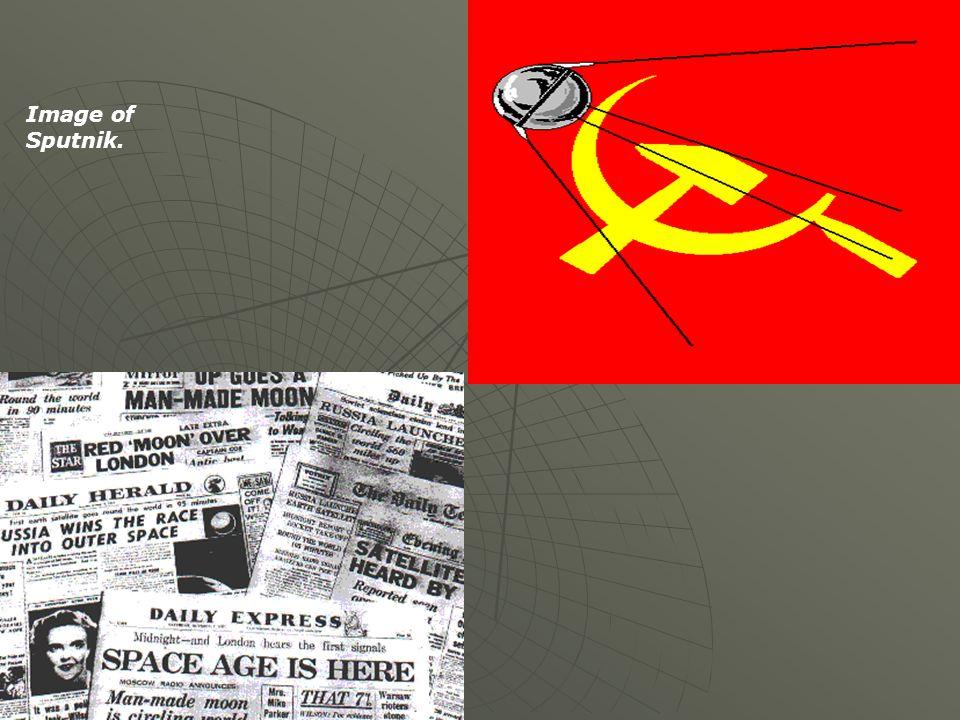 Image of Sputnik.