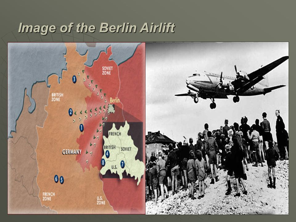 Image of the Berlin Airlift