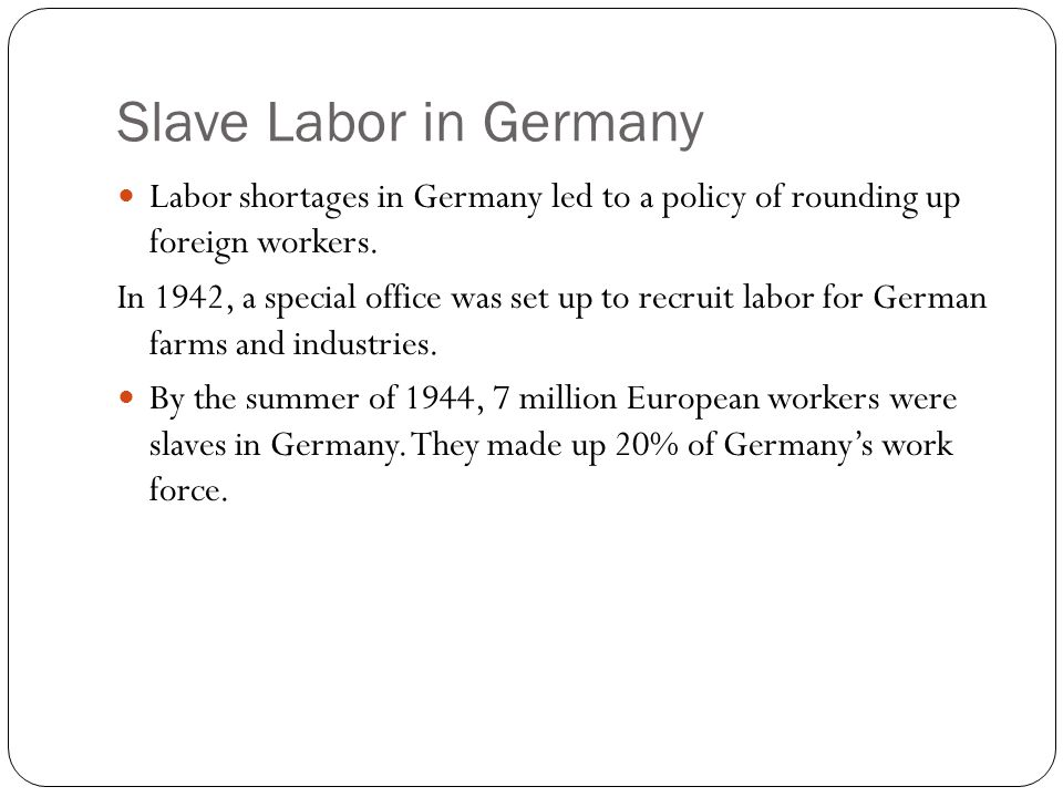The Holocaust Racial struggle was a key element in Hitler's world of ideas.