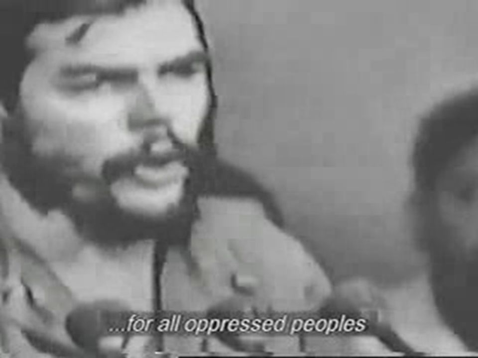 Che Guevara on Bay of Pigs Invasion