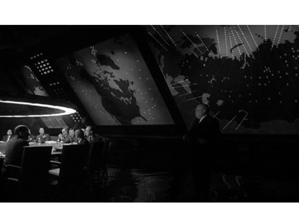 Dr. Strangelove (1964) - the doomsday gap