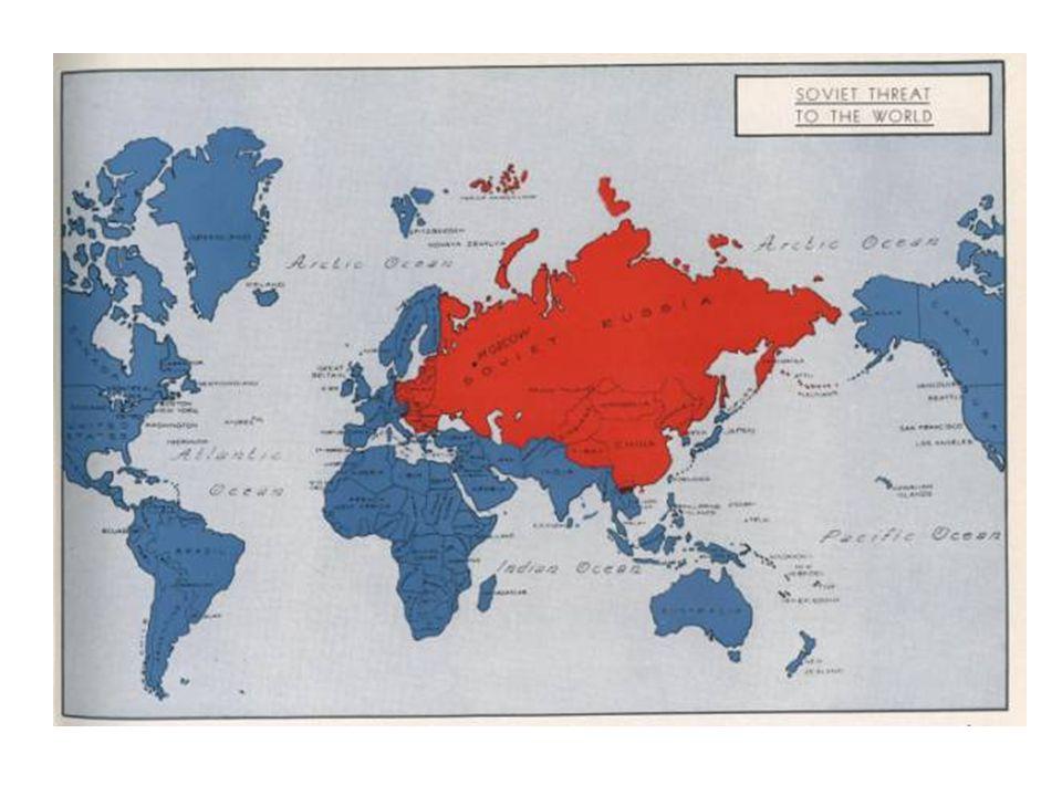 Soviet Threat to the World