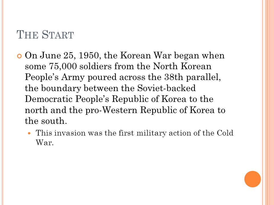 A MERICA J OINS THE W AR By July, American troops had entered the war on South Korea's behalf.