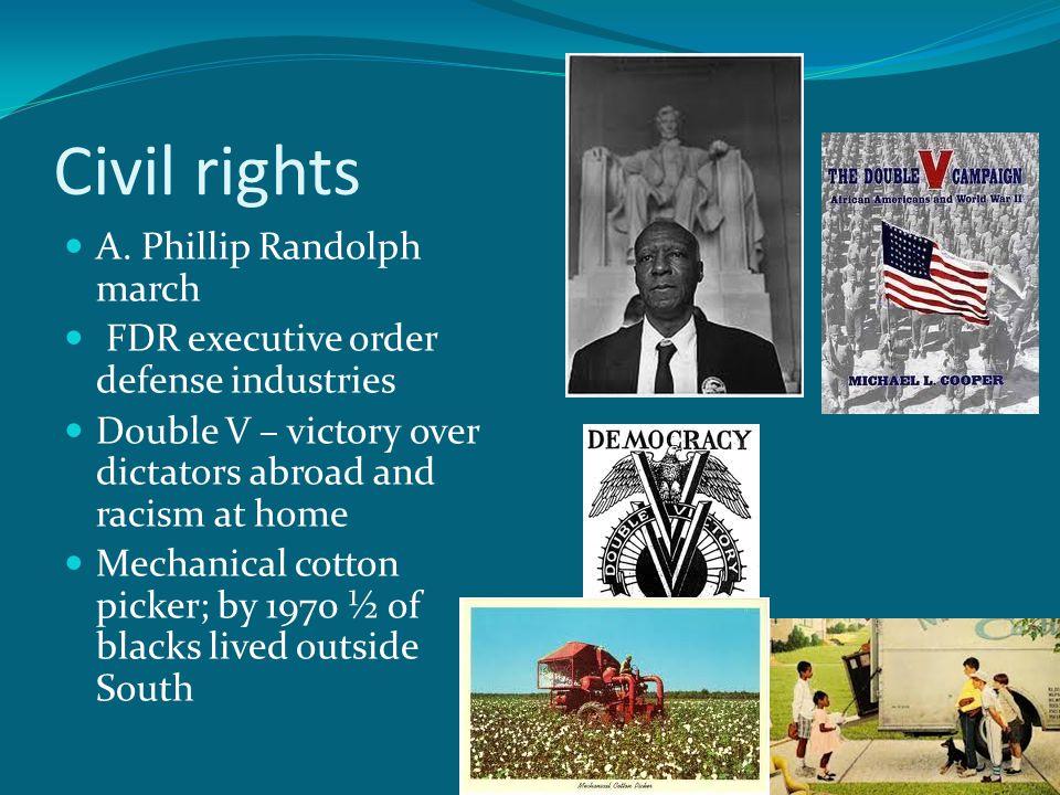 Civil rights A.
