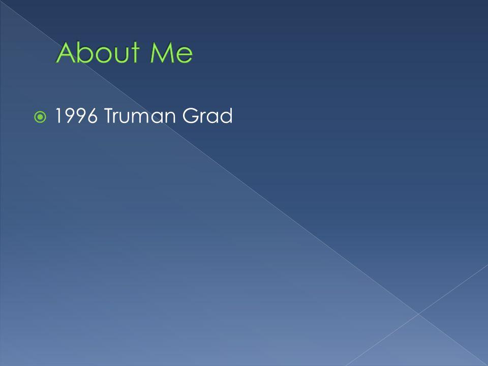  1996 Truman Grad