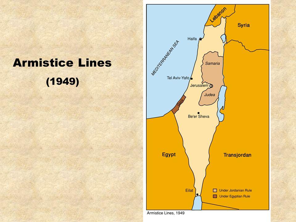 Armistice Lines (1949)