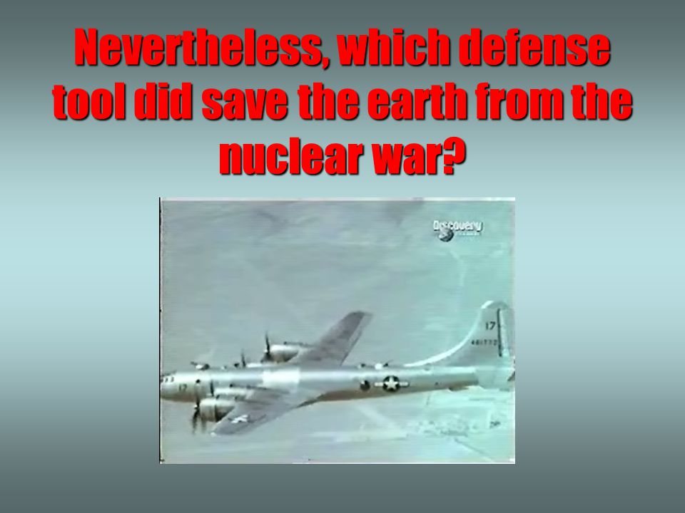 The SDI was planned as defensive tool against nuclear weapon It hasn't been realized,but as a result the USSR collapsed It hasn't been realized, but a