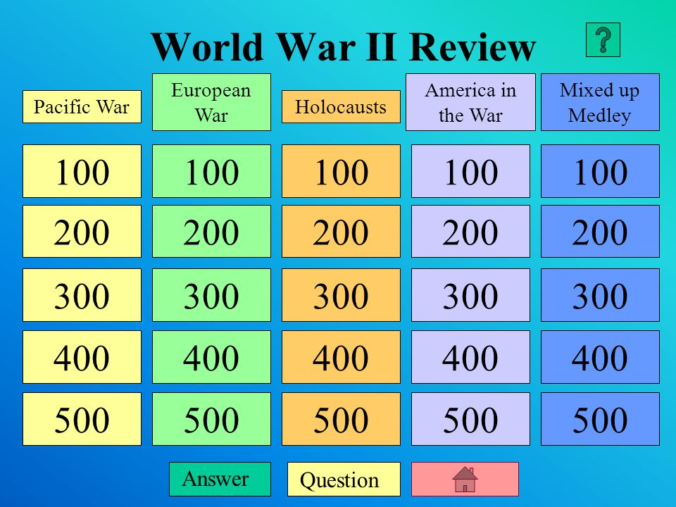 Question Answer European War -400 One major factor, besides Russia's massive population, that prevented Germany from taking Moscow during the war was this.