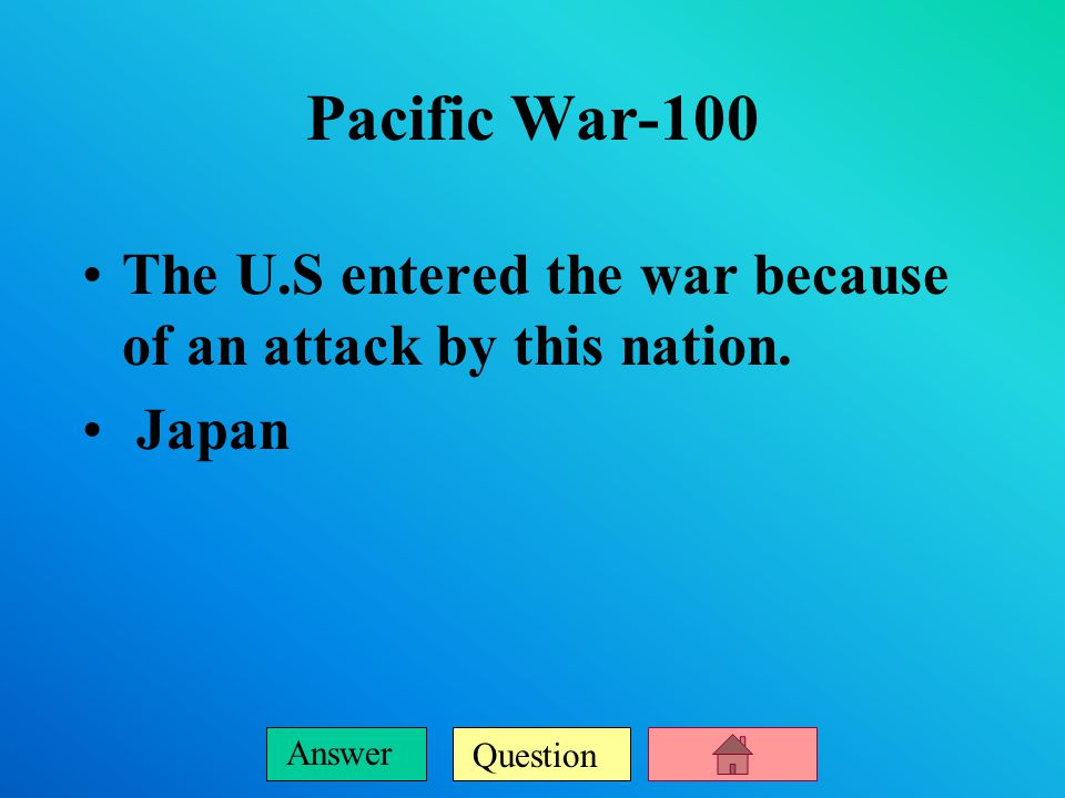 Question Answer Mixed Up Medley-100 The defense of the common interests of countries against attack.