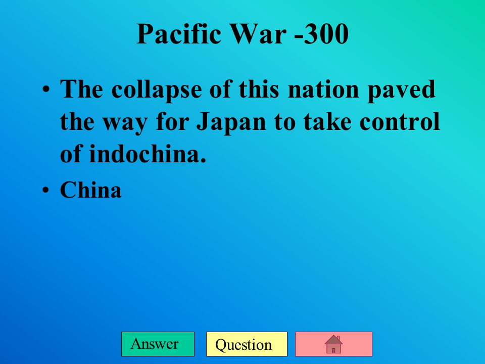 Question Answer Mixed Up Medley -300 This document signified America,'s shift away from isolationism.