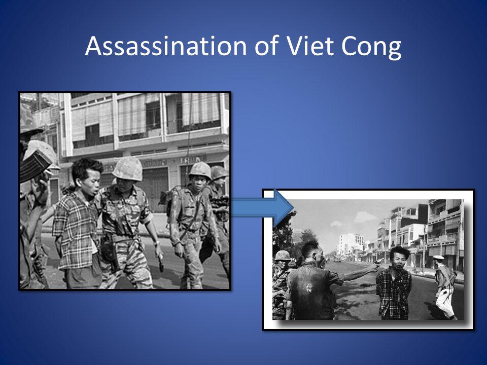 Assassination of Viet Cong