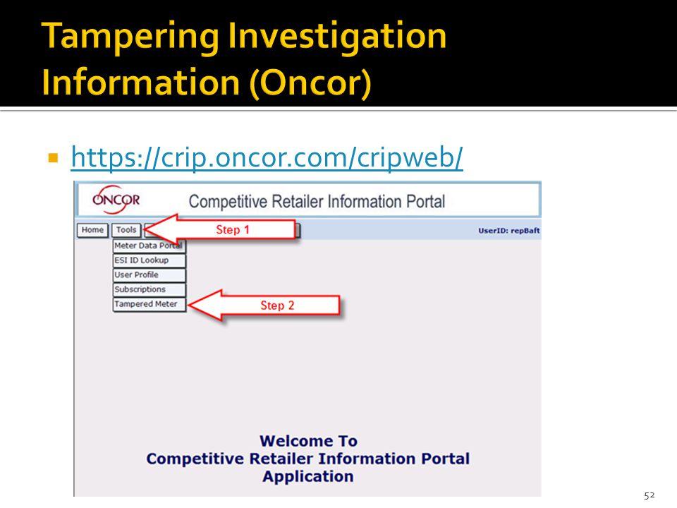  https://crip.oncor.com/cripweb/ https://crip.oncor.com/cripweb/ 52