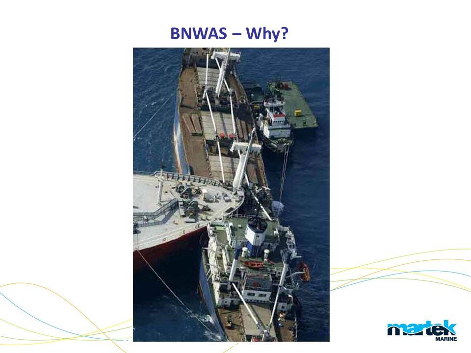 www.martek-marine.com BNWAS – Why?