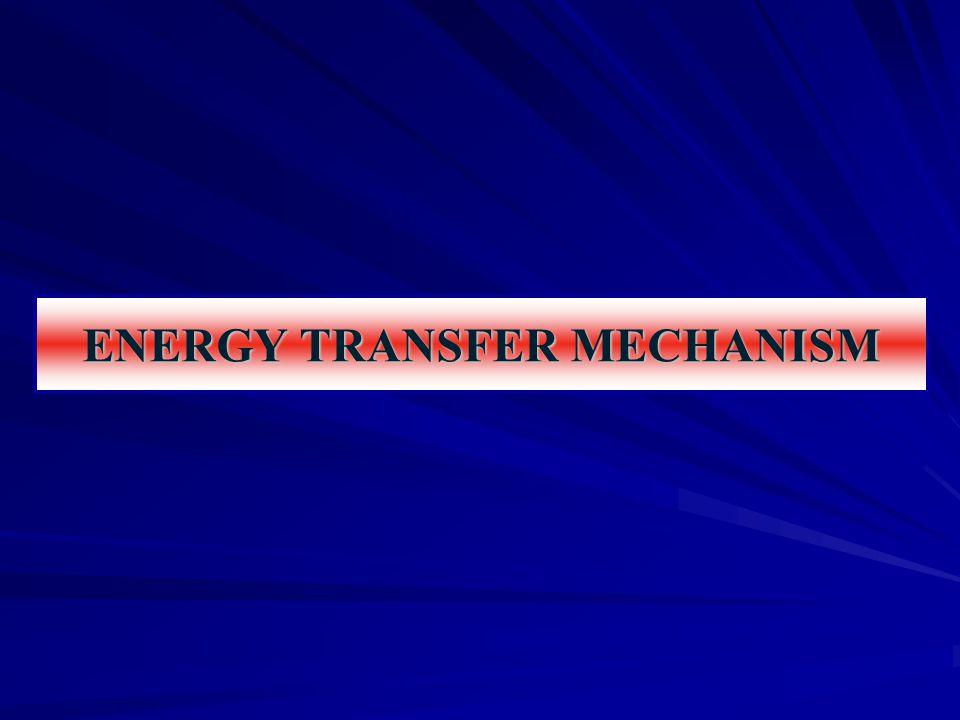 ENERGY TRANSFER MECHANISM