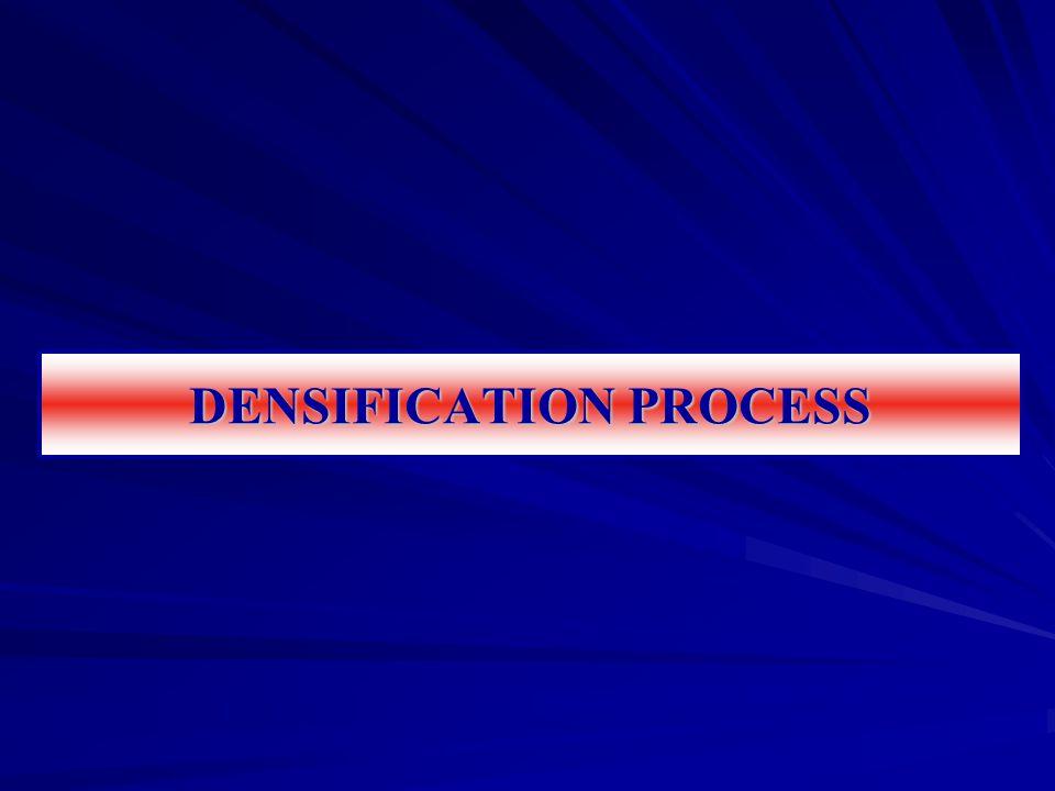 DENSIFICATION PROCESS