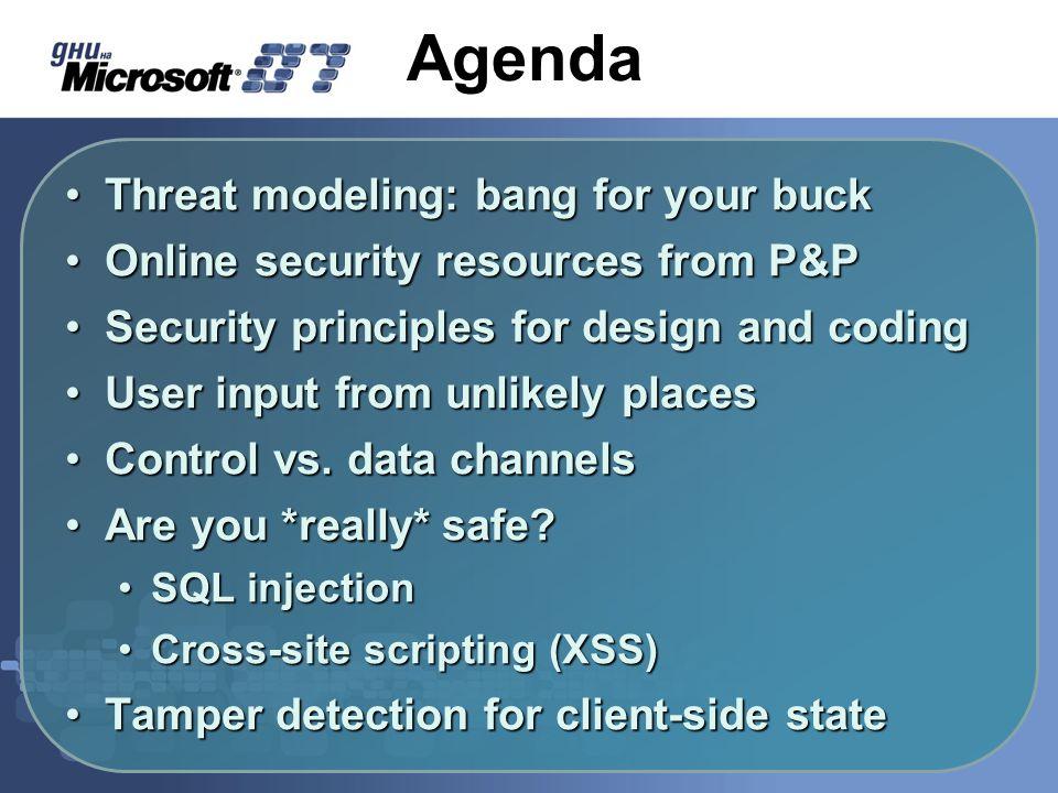 Securing ASP.NET 2.0 Web Applications