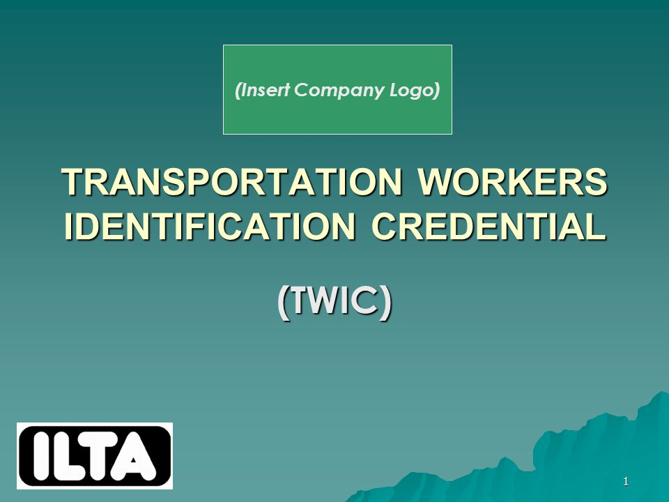 22 HOW TWIC APPLIES TO THE FACILITY  CARD ISSUANCE – ENROLLMENT TO CARD ISSUANCE – 30 DAYS – CARD IS VALID FOR 5 YEARS – DURING THE 5 YEARS – PERPETUAL VETTING
