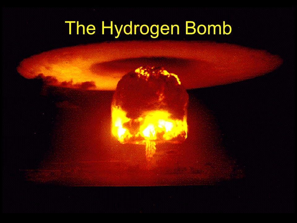 The Hydrogen Bomb
