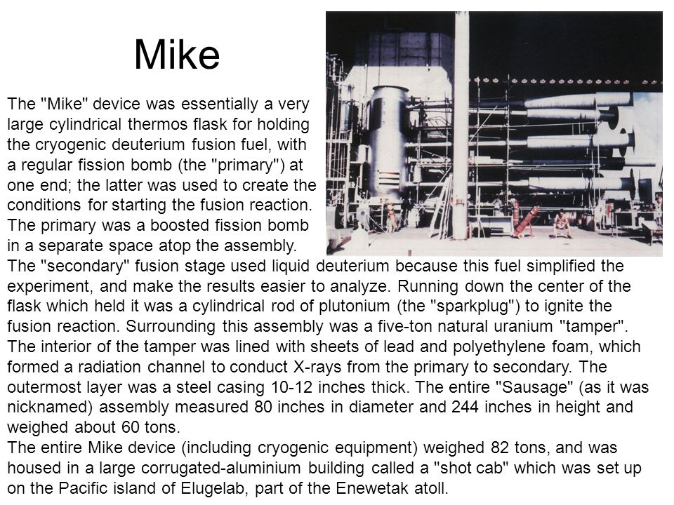 Mike The