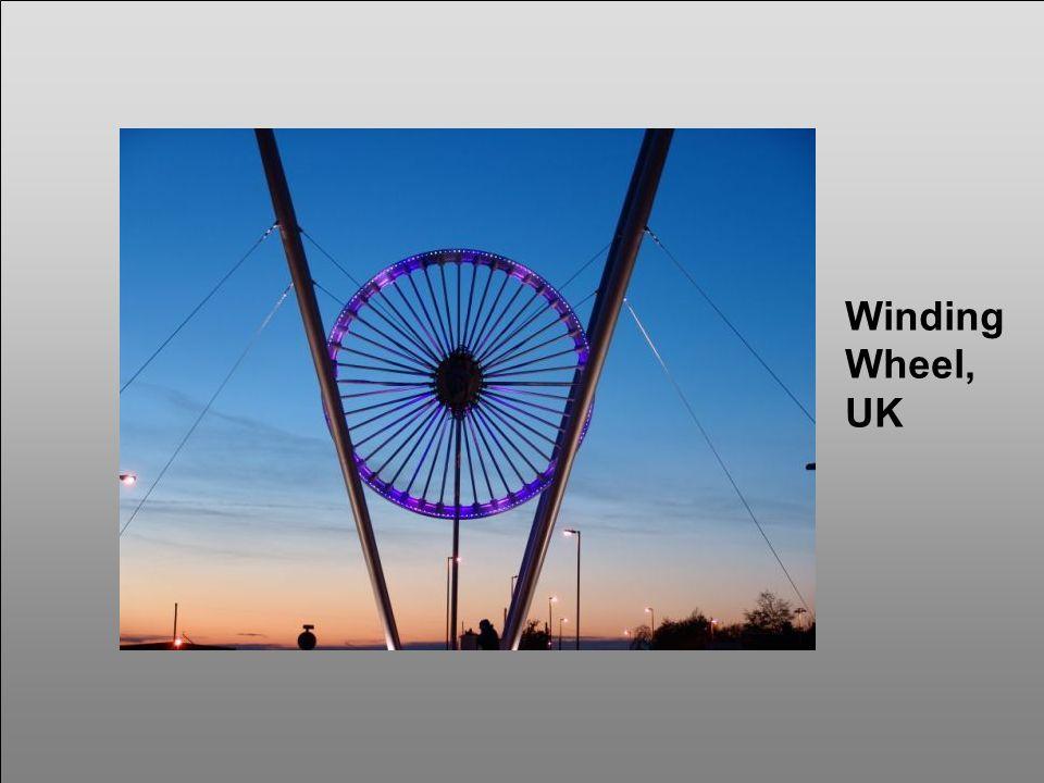 Winding Wheel, UK