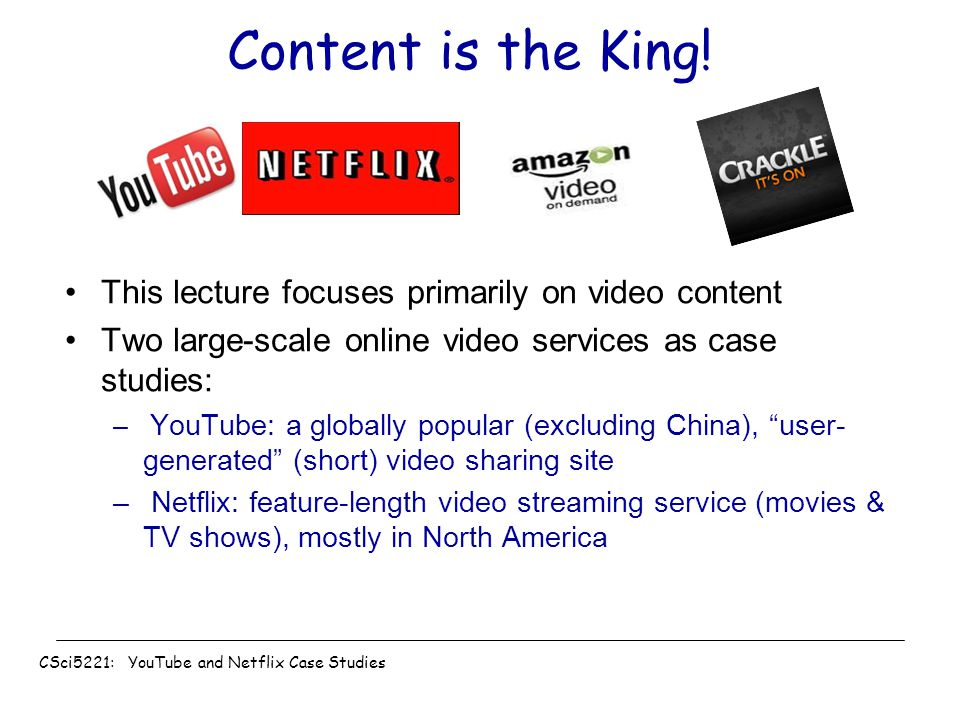 Content is the King.