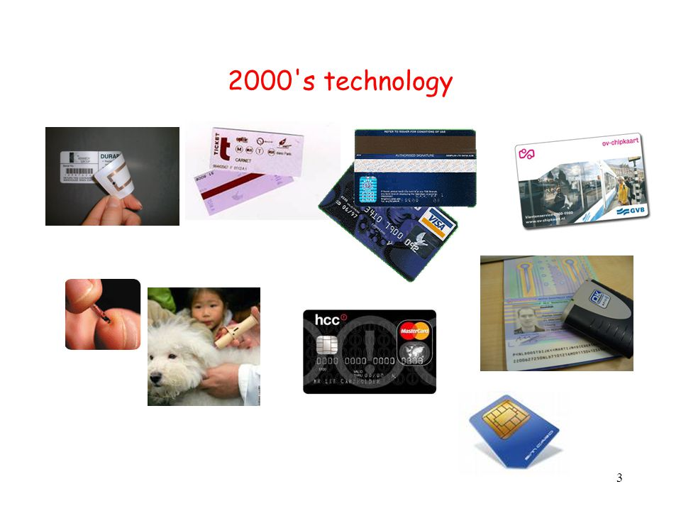 4 Overview What are smartcards & RFID .Why use them.