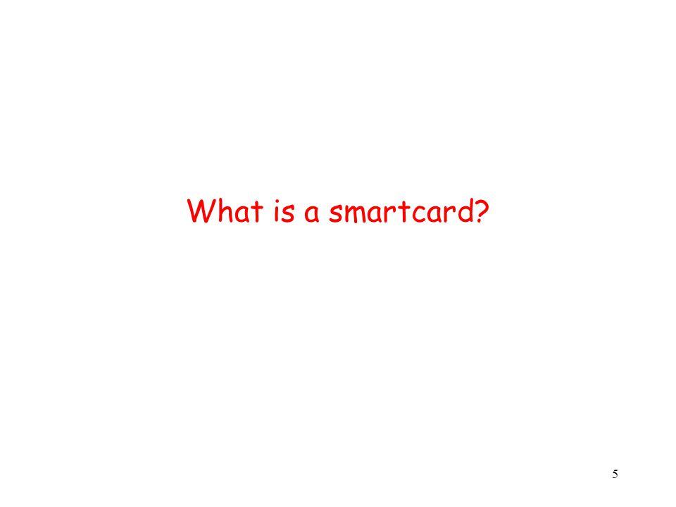 16 smartcard essentials