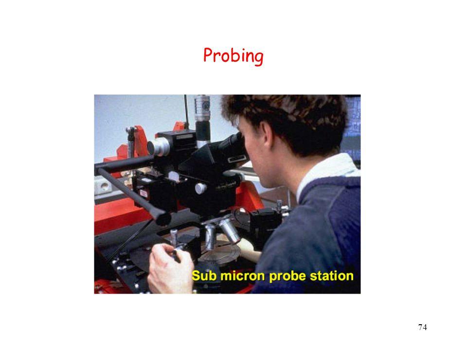 74 Probing