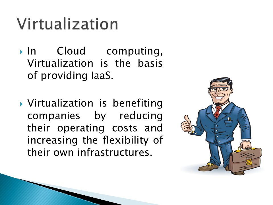 In order to secure virtual machines from infrastructure, hypervisor and virtualization level attacks, we intend to provide security mechanism for IaaS layer by proposing virtual machines encrypted execution based on the proposed security architecture.