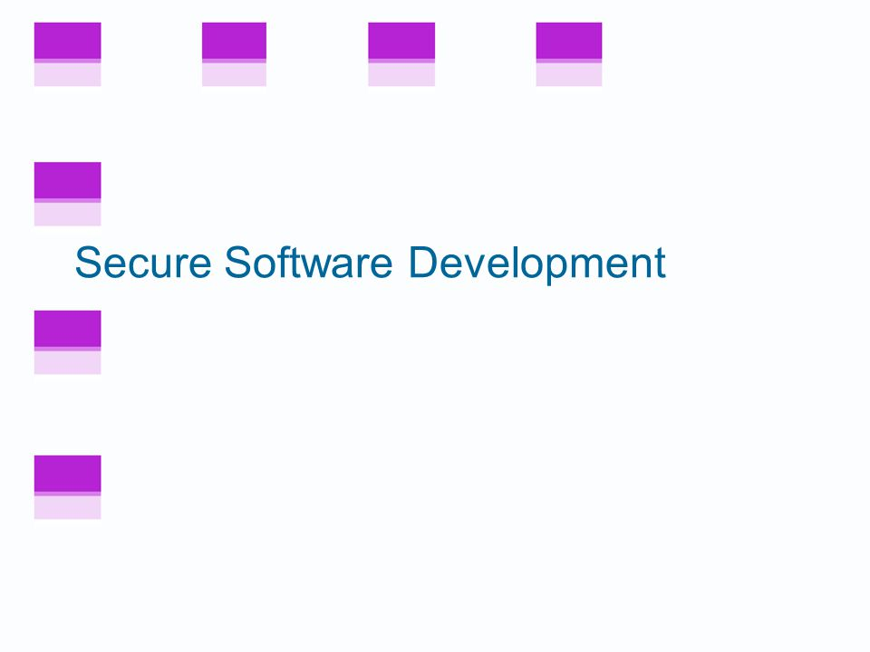 DRM Conclusions DRM nicely illustrates limitations of doing security in software Software in a hostile environment is extremely vulnerable to attack P