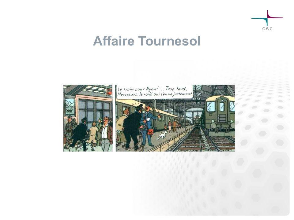Affaire Tournesol