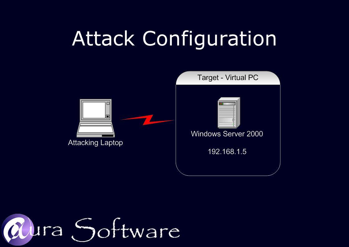 Attack Configuration