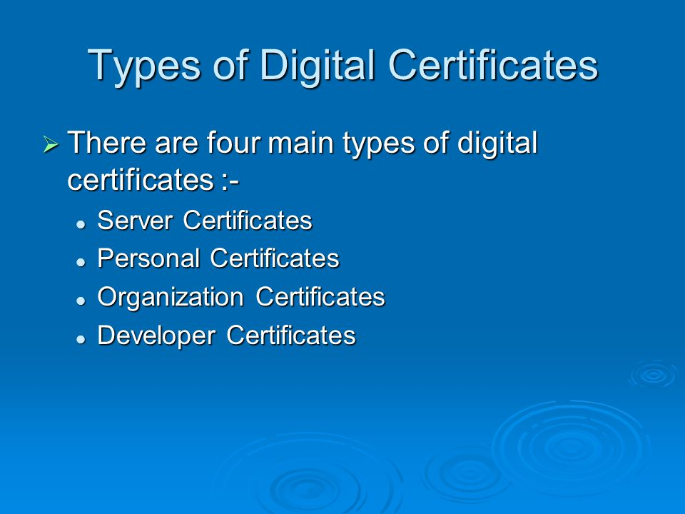 How Digital Certificates are Used for Message Encryption