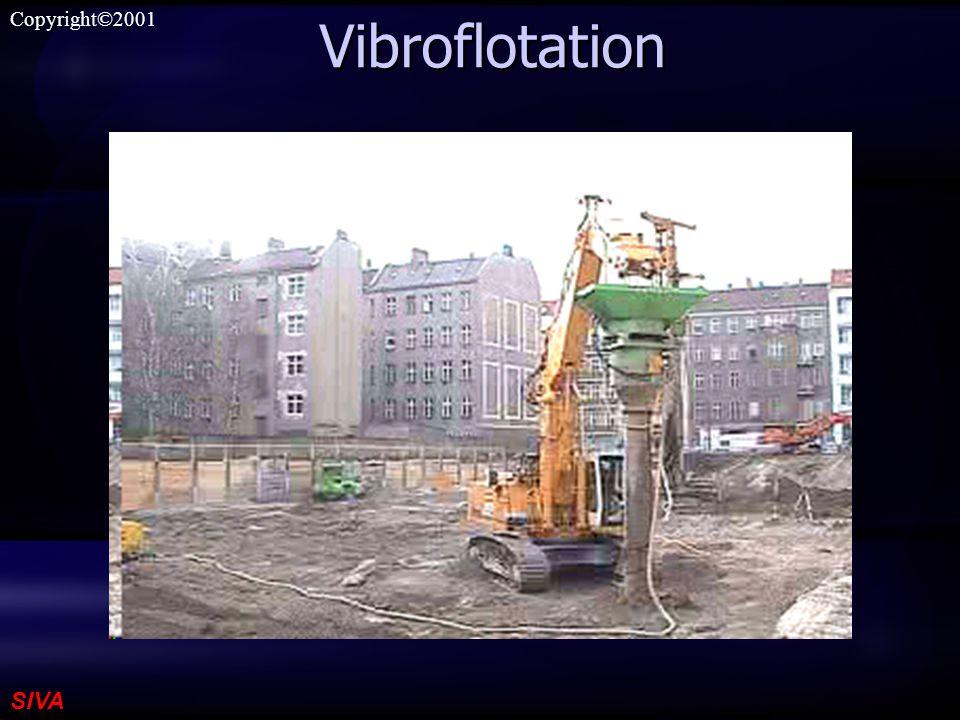SIVA Copyright©2001 Vibroflotation