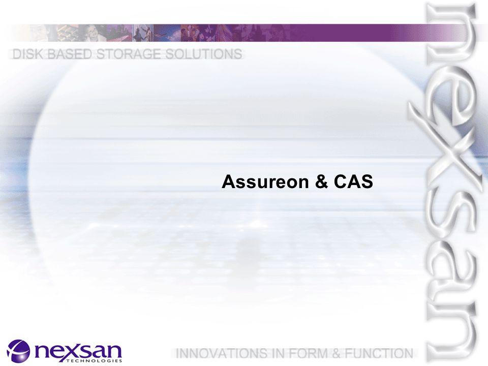 Assureon & CAS