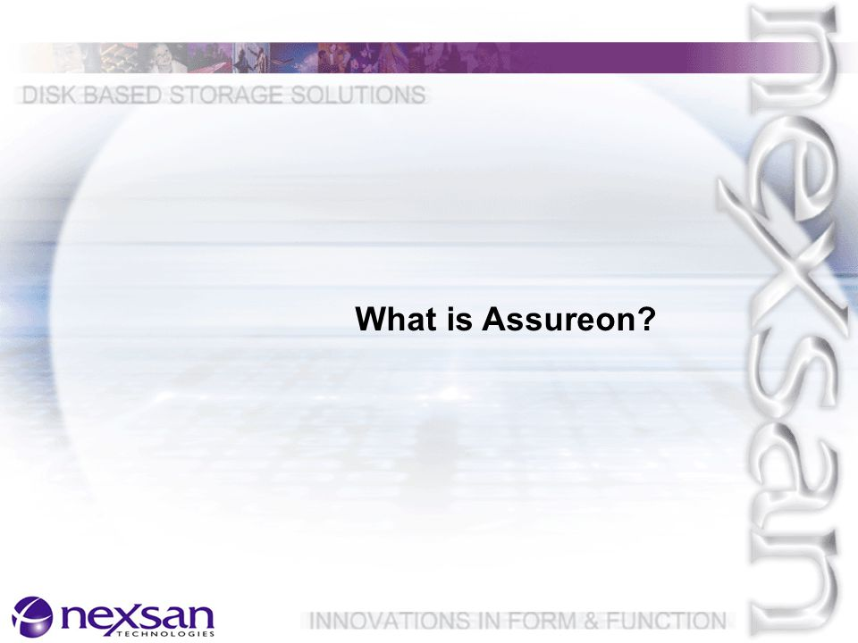 How Does Assureon Work?