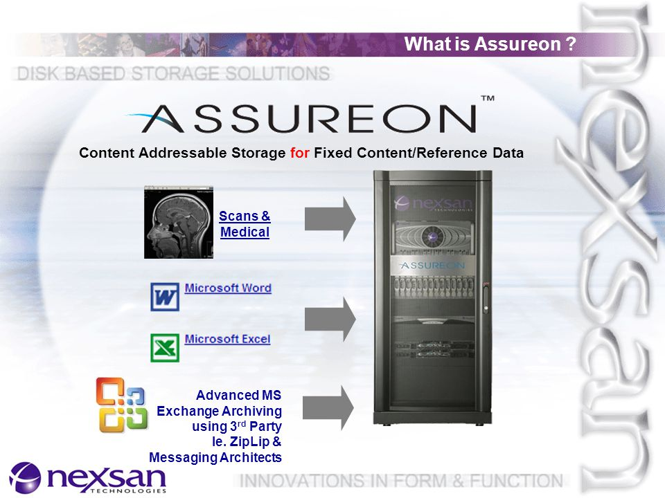 What's Next for Assureon?