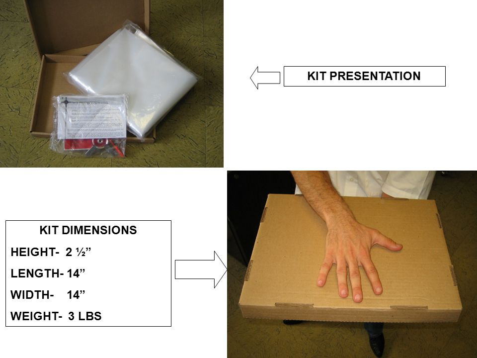 PALLET COVER PROTECTION KIT LLDPE BAG-4MIL THICKNESS 48 X40 X84 STANDARD ½ BANDING AND CRIMP TOOL TAMPER SEAL TOPP CLIP NUMBERED SEAL