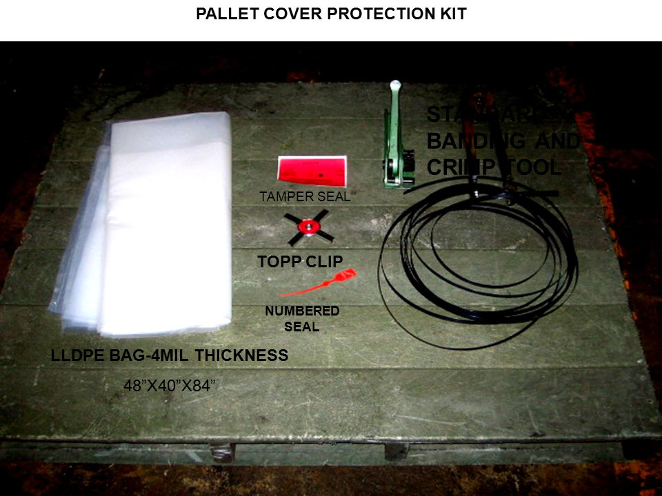 PREPARING THE BAG AND PALLET *A CORRUGATED SLIP SHEET CAN ALSO BE INSERTED TO FORM OUT THE BOTTOM.