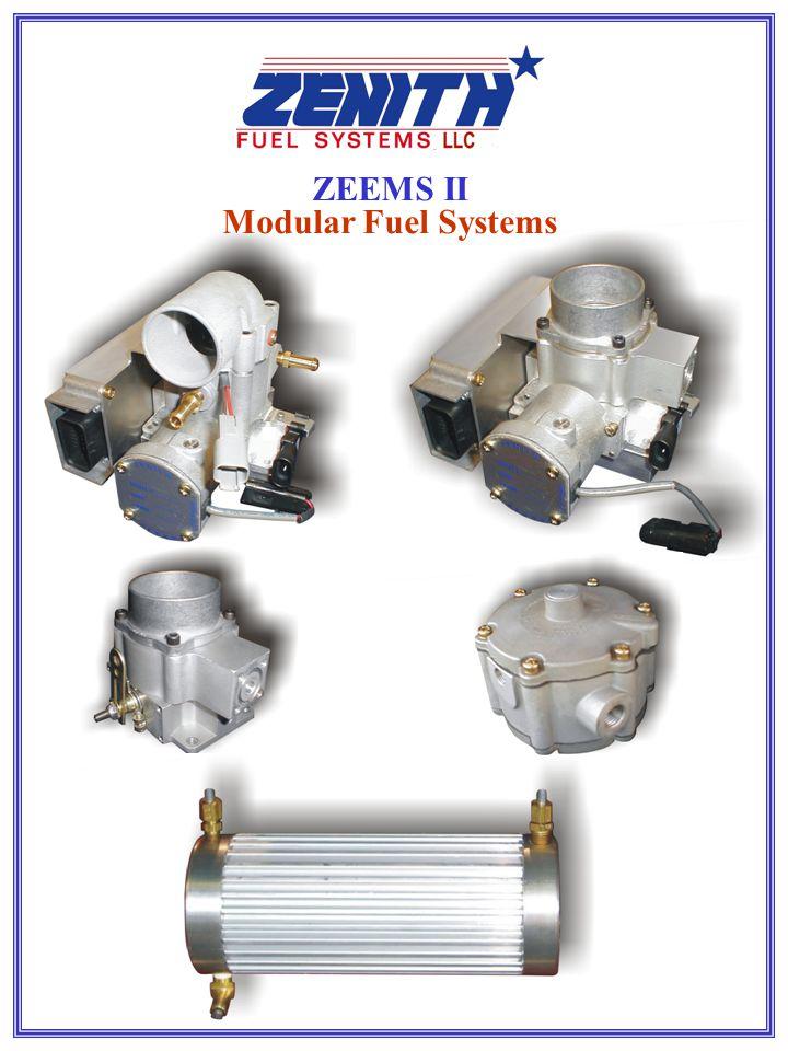 ZEEMS II Modular Fuel Systems