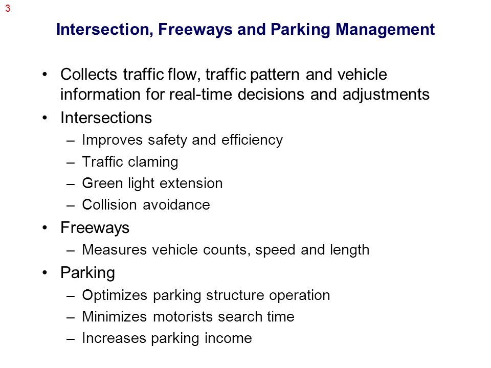 14 Sensys Networks Improves intersection safety and efficiency