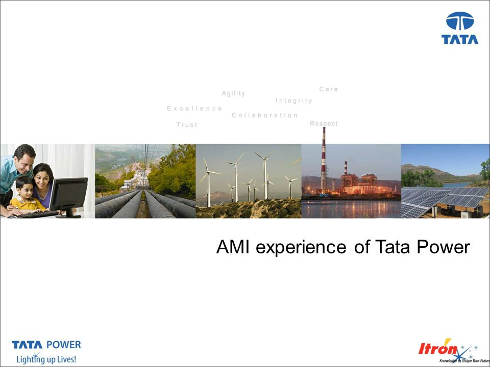 …Message Box ( Arial, Font size 18 Bold) 1 Introduction Tata Power is engaged in Supply of Electricity across Mumbai Licensed area.