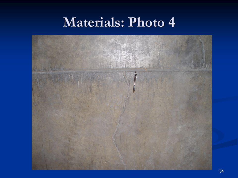 34 Materials: Photo 4