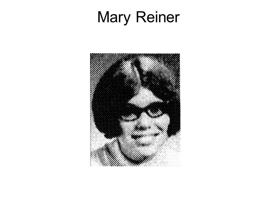 Mary Reiner