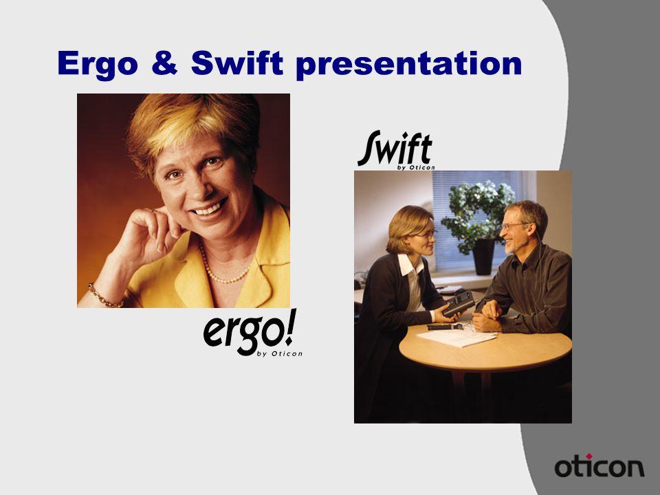 Ergo & Swift presentation