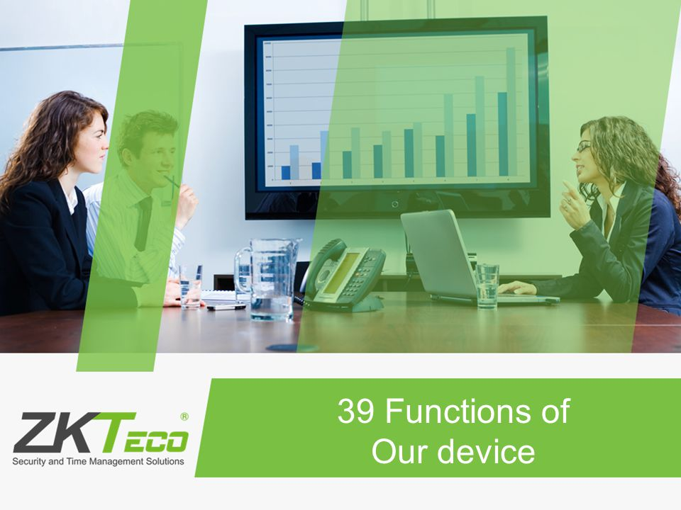 39 Functions of Our device