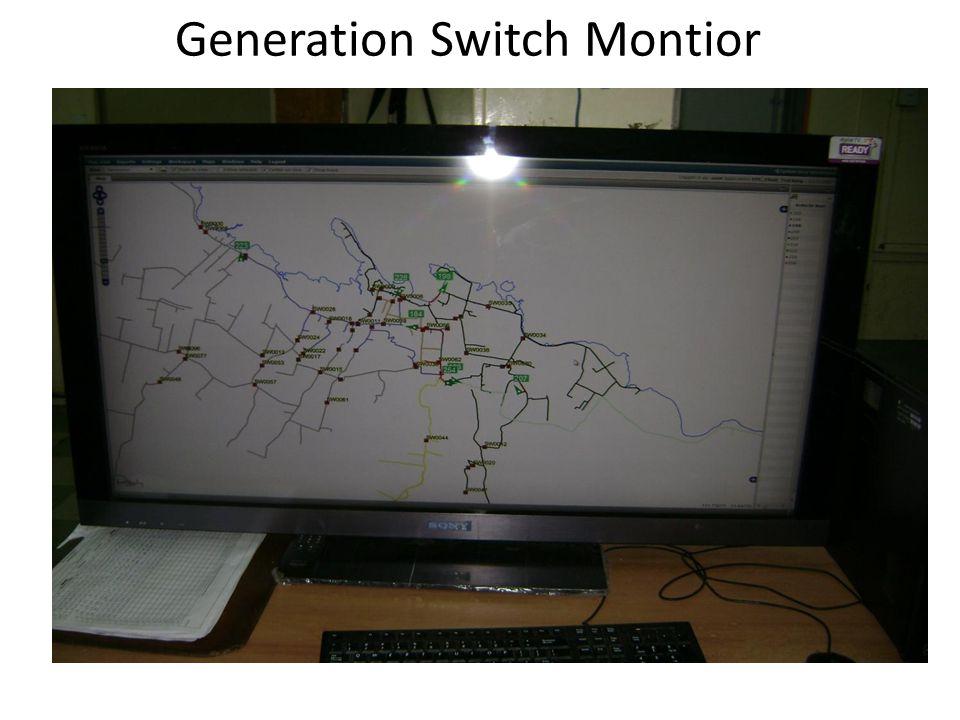 Generation Switch Montior