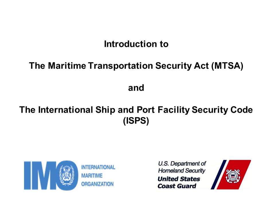 Facility Security Officer & Vessel Security Officer Facility Security Officer (FSO) – The person designated as responsible for the development, implementation, revision and maintenance of the Facility Security Plan and for liaison with the Coast Guard COTP and Company and Vessel Security Officers.